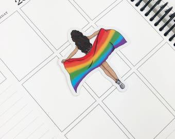 Love is Love // Vinyl Sticker Die Cut