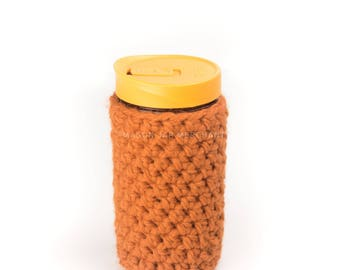 Pumpkin Jar Cozy