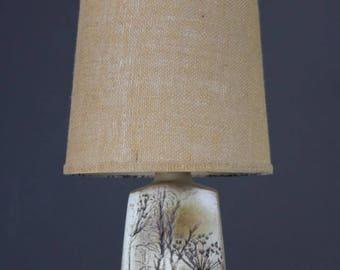Tremean Pottery Lamp Base