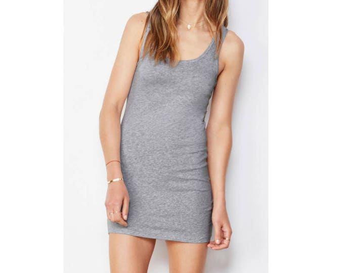 Jersey Tank Dress - Wholesale Only - We will print your chosen design!