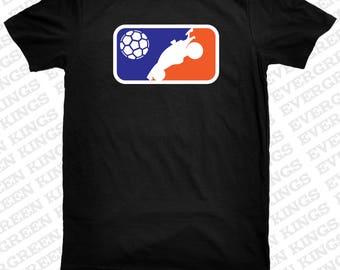 Major Car Soccer Gamer T Shirt