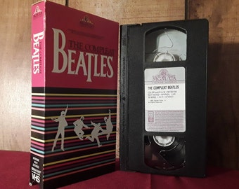The Beatles  Compleat VHS 1988, Almost 2 Hours of The Fab Fours Best Footage
