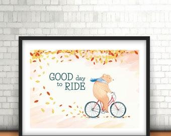 Printable Poster / Ocean, Sea / Wall art printable. INSTANT DOWNLOAD