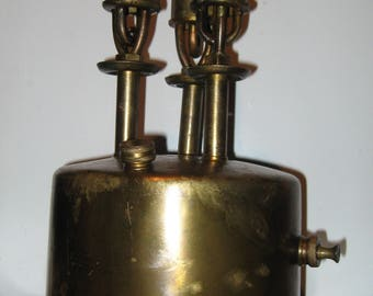 Vintage Soviet NEW Bronze Pressure Kerosene Stove TULA 1955  Very  RARE