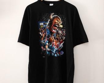 Vintage 90's Buffalo Bills Salem Sportswear T-Shirt SZ XXL