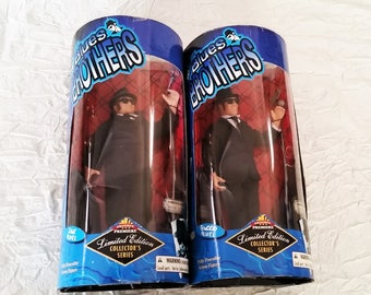 The Blues Brothers Collectible Dolls, Jake & Elwood, Limited Number Series 1997