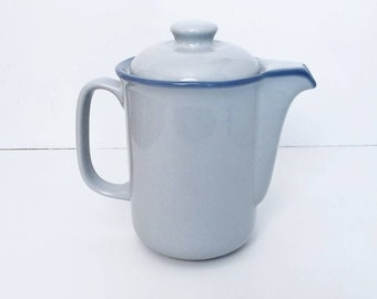 Vintage PT Tulowice Made in Poland, Large Coffee/Tea Pot