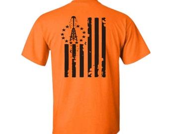 Oilfield High Visibiity Tshirt, Oilfield Gift Ideas, Oilfield Shirt, Oil Rig, Roughneck, Oilfield Life, Oilfield Gifts, Oilfield, Oil Field