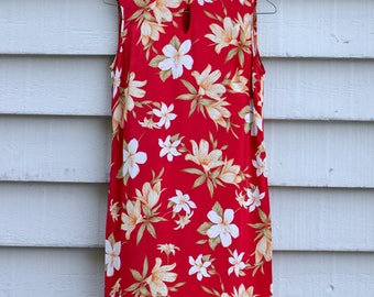 Hawaii Shift Dress