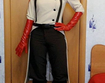 Team Fortress 2 - Medic cosplay female male costume tf2