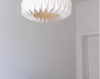 ZRICH Origami Lampenschirm Aus Papier