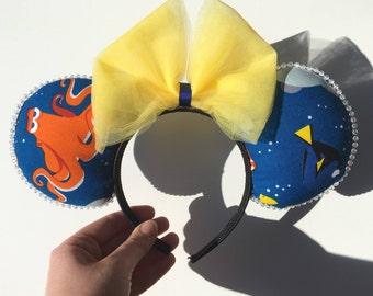 Finding Dory Inspired Ears
