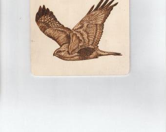 Animal Spirit Totem Altar Cards/Wood Burned Oracle Cards