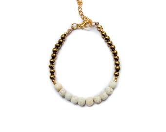 Gemstone Bracelet, beaded bracelet, gypset bracelet, boho bracelet, friendship bracelet, natural stones bracelet turquoise