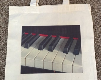 Piano Lesson Activity Bag for Organizing After School Activities