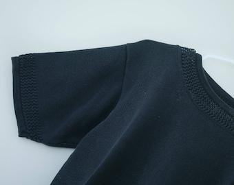 Super Cute Vintage Knit Top