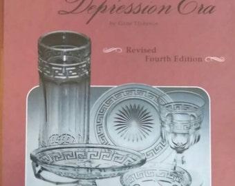 Elegant Glassware of the Depression Era , 1991 , Fourth Edition , Gene Florence , Cambridge , Heisey , Fostoria and More