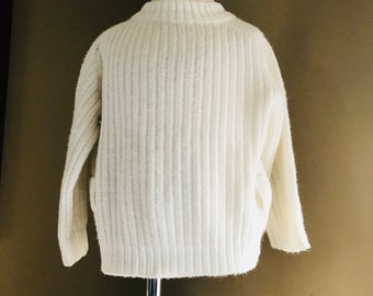 Vintage 1950 Crewneck Sweater