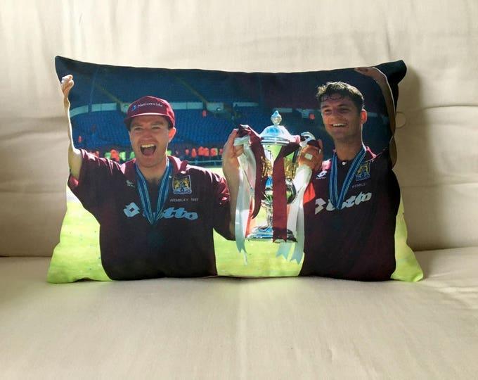 Wembley '97 cushion