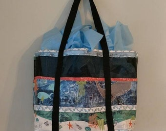 Custom Beach Bag - Made to Order