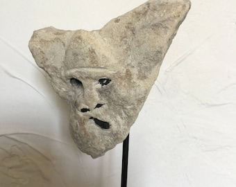 Stone, rock, Rock Art, Art Brut Sculpture carving