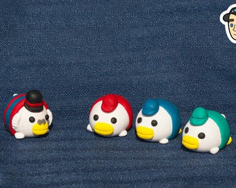 Duck Tales (Tsum Tsum Inspired)