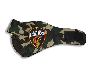 Cleveland Cavaliers Neoprene Half Mask