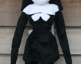 Alice  - Plush(funmade inspired by character Alice) made to order