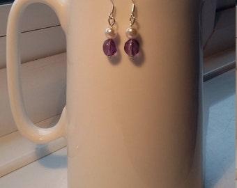 Cute drop earrings