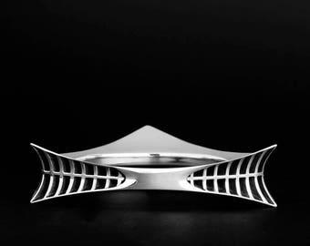 Bracelet in silver law. 950