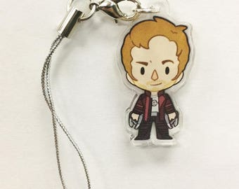 Guardians of the Galaxy - Star-Lord Acrylic Charm