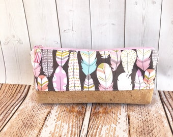 Feathers Oil Storage Bag Travel Oil Bag Oil Carrying Bag Oil Life Essential Oils Bag Oil Travel Pouch Gift For Her Essential Oils Case