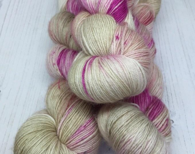 Romance- 100grams 100% Merino   Superwash merino  4 ply wool