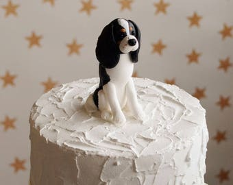 Dachshund Cake Topper Dog Wedding Cake Topper Dog Birthday