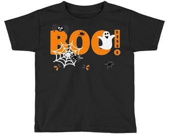 Boo T-Shirt with Bugs, Halloween tee shirt, cute Halloween shirt, Halloween toddler shirt, Halloween shirt for baby, cute Halloween t shirt,