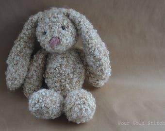 Floppy Eared Bunny Easter Gift, Baby Shower Gift, Birthday Gift