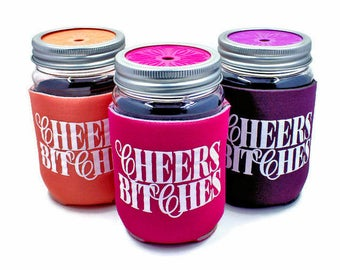 Bachelorette Cups, Cheers Bitches, Birthday party cups, Favors