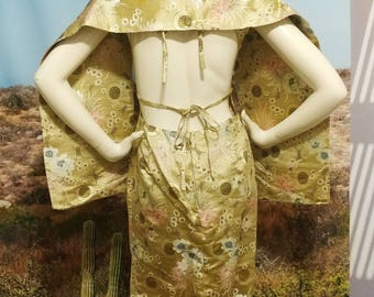 Everything Golden Gown