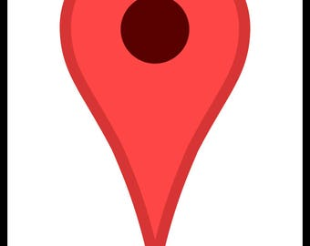 Photo Collection Pin You Are Here