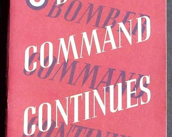 Bomber Command Continues 1942  HMSO