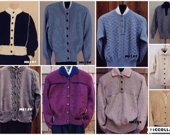 Mari Men's Knitting Patterns