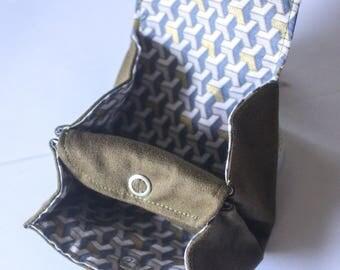 """Bellows mens wallet """"Tetris"""""""