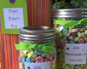 Gifts for Guys | Lucky Charms® | Just The Marshmallows - Extra Lucky | Pints, Quarts & Half Gallons | Best Selling Item