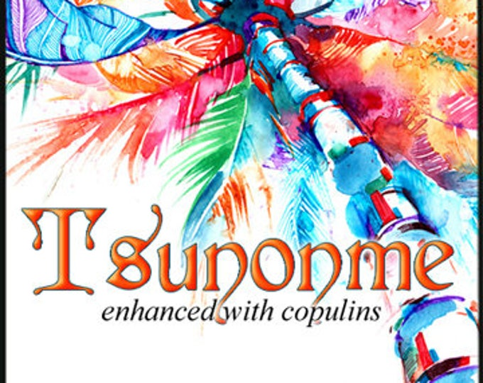 Tsunonme w/ Copulins - Summer 2017 Collection - Pheromone Enhanced Perfume for Women - Love Potion Magickal Perfumerie