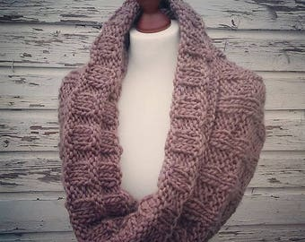XL Loop * Scarf * scarf * hand-knitted * handmade