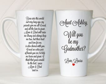 Will you be my Godmother, Asking Godmother, Godmother invitation, Godmother to be, Ask Godmother, Godmother proposal, Godmother gift
