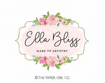 make up artist logo beauty logo nail salon logo photography logo hair stylist logo wedding planner logo event planner logo party logo
