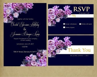 Custom Invitations Banners and Signs Favors by Luniden on Etsy