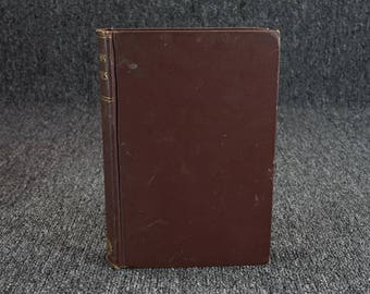 Drummond's Addresses By Henry Drummond C. 1800'S