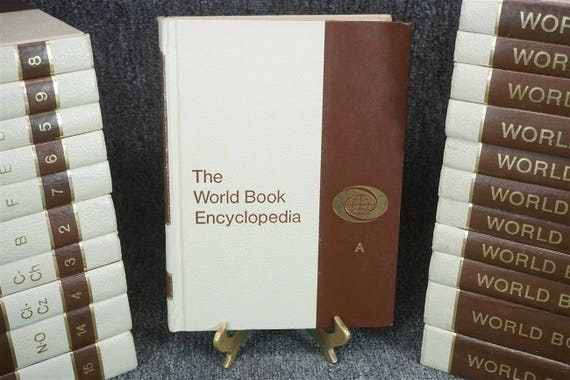world book encyclopedia 1991 edition